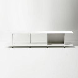 Folio Lowboard/Medialowboard I | Shelving | OXIT design