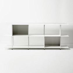 Folio Lowboard/Medialowboard II | Shelving | OXIT design