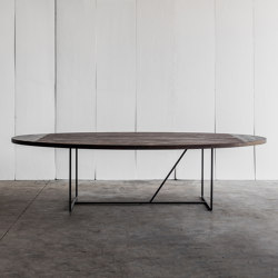 Mesa OV table | Tavoli pranzo | Heerenhuis