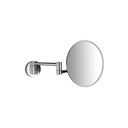 Wall magnifying mirror (3,3 times) | Bath mirrors | COLOMBO DESIGN