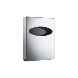 WC seat covers dispenser with security lock | Accesorios de baño | COLOMBO DESIGN