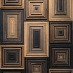 Ledger | Pannelli legno | Wonderwall Studios