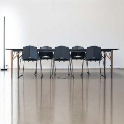 Rho table | Tables collectivités | OXIT design