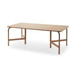 Aldus Table 200 | Dining tables | Skagerak