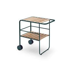 Fuori Serving Trolley | Trolleys | Skagerak