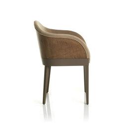 Agata Armchair | Sillas | ALMA Design