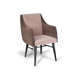 Magenta armchair | Stühle | ALMA Design