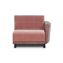 Magenta Sofa | Sessel | ALMA Design