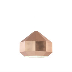Diamond Roof Lamp | Suspended lights | Ascensión Latorre