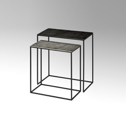 Yuki side table set | Tables gigognes | Lambert
