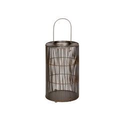 Kazumi Laterne mit Glas | Windlichter | Lambert