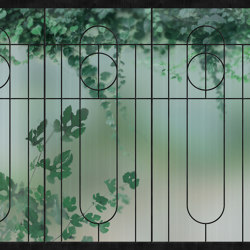 Eden | Bespoke wall coverings | GLAMORA