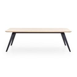 Fold Large Black | Dining tables | PUIK
