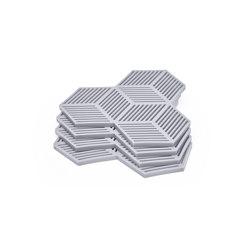 Sico Grey | Coasters / Trivets | PUIK