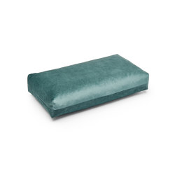 Plus Rectangle Green | Cushions | PUIK