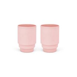 Monday Mug Pink | Dinnerware | PUIK