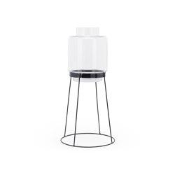 Monday Standard Black | Vases | PUIK