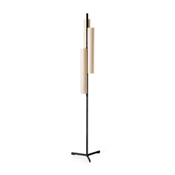 Black Note Triplet | Free-standing lights | lzf