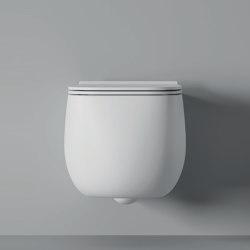 WC NUR Hung / Sospeso | WC | Alice Ceramica