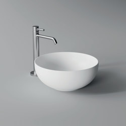 FORM Washbasin / Lavabo 37 H15 | Wash basins | Alice Ceramica