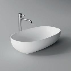 FORM Washbasin / Lavabo 60cm x 35cm H15 | Wash basins | Alice Ceramica