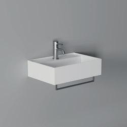 Hide Washbasin / Lavabo 50cm x 35cm | Wash basins | Alice Ceramica