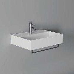 Hide Washbasin / Lavabo 60cm x 45cm | Wash basins | Alice Ceramica