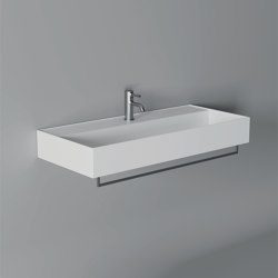 Hide Washbasin / Lavabo 100cm x 45cm | Wash basins | Alice Ceramica
