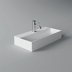 SPY Washbasin / Lavabo 60cm x 30cm | Wash basins | Alice Ceramica
