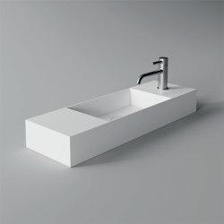 SPY Washbasin / Lavabo 80cm x 25m | Wash basins | Alice Ceramica