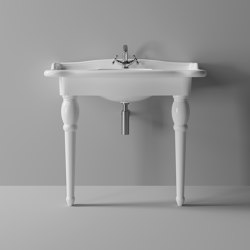 Boheme Washbasin Consolle 95 | Wash basins | Alice Ceramica