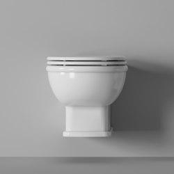 WC Boheme Hung / Sospeso | WC | Alice Ceramica