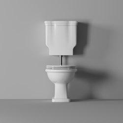 Boheme Low Cistern / Cisterna Zaino   WC   Alice Ceramica