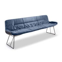 Leya | Bench | Sitzbänke | Freifrau Sitzmöbelmanufaktur