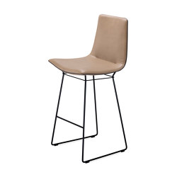 Amelie | Counter Chair | Sedie bancone | FREIFRAU MANUFAKTUR