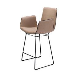 Amelie | Kitchen Armchair | Counter stools | FREIFRAU MANUFAKTUR