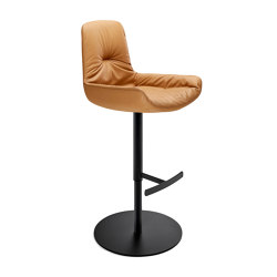 Leya | Bar Armchair Low | Taburetes de bar | FREIFRAU MANUFAKTUR