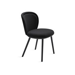 Ona | Side Chair with wooden frame | Chairs | FREIFRAU MANUFAKTUR