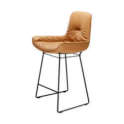 Leya | Kitchen Armchair low | Sedie bancone | FREIFRAU MANUFAKTUR