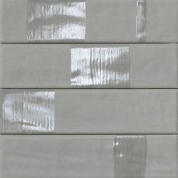 Chelsea Brick Sign Grey Inserto Mix | Ceramic tiles | Fap Ceramiche