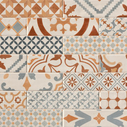 Chelsea Brick Vintage Deco   Ceramic tiles   Fap Ceramiche