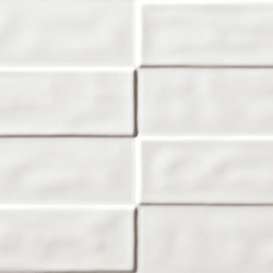 Lumina Brick White Matt | Ceramic tiles | Fap Ceramiche