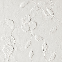 Lumina Flower White Matt | Ceramic tiles | Fap Ceramiche