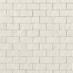 Lumina Stone Light Brick Macromosaico Anticato | Mosaici ceramica | Fap Ceramiche