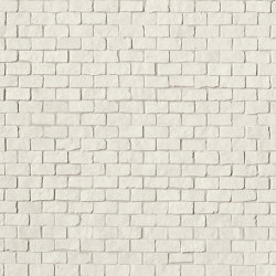 Lumina Stone Light Brick Mosaico Anticato | Mosaïques céramique | Fap Ceramiche