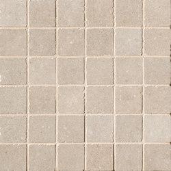 Nux Beige Gres Macromosaico Anticato | Ceramic mosaics | Fap Ceramiche