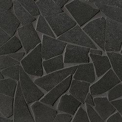 Nux Dark Gres Schegge Mosaico | Mosaicos de cerámica | Fap Ceramiche
