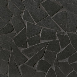 Nux Dark Gres Schegge Mosaico | Mosaïques céramique | Fap Ceramiche
