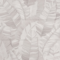 Nux Foliage White Inserto Mix | Ceramic panels | Fap Ceramiche