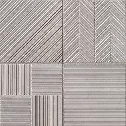 Nux Grey Deco | Keramik Fliesen | Fap Ceramiche